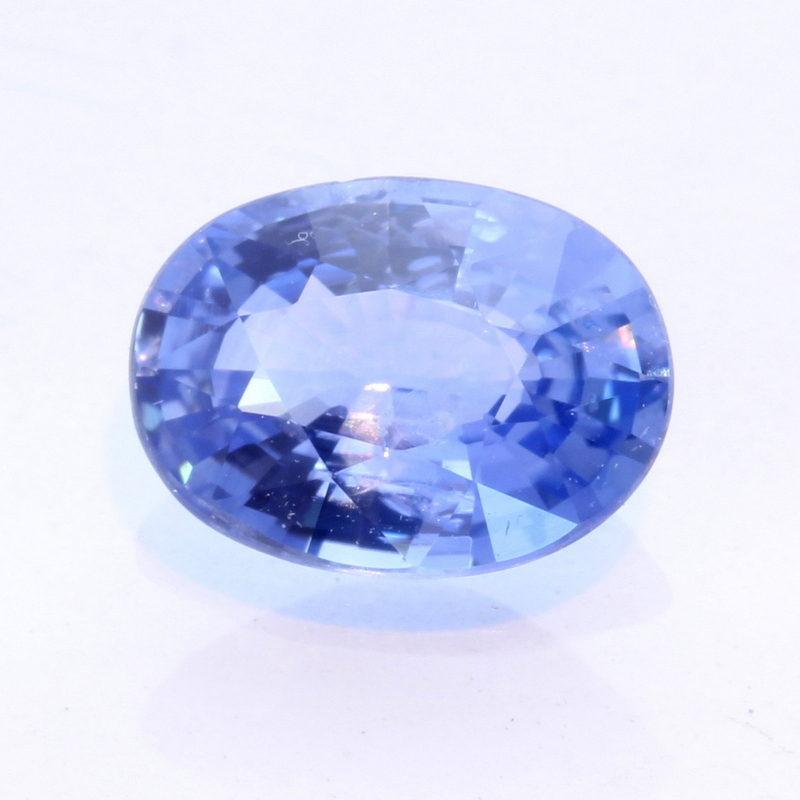 cornflower natural and blue diamond pear cut cluster ring princess sapphire
