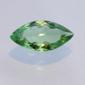 Tsavorite Green Garnet Faceted Marquise Untreated Natural Gemstone .79 carat