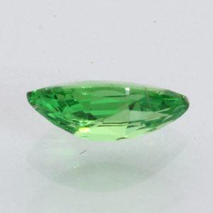 Bright Grass Green Tsavorite Marquise Faceted 9.3 x 4.7 mm Gemstone 1.03 carat