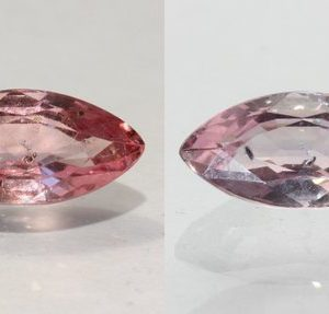 Color Shift Garnet Natural Purple Pink Faceted Marquise Gemstone 1.76 Carat