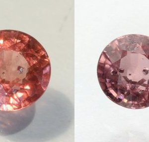 Color Change Garnet Red Orange Purple Faceted Natural African Gem 1.40 Carat