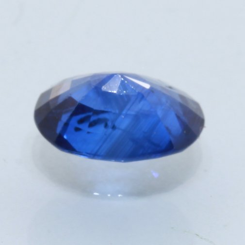 Sapphire Ceylon Blue Hand Faceted 9x6.5mm Oval Cut Heat Only Gemstone 1.99 carat
