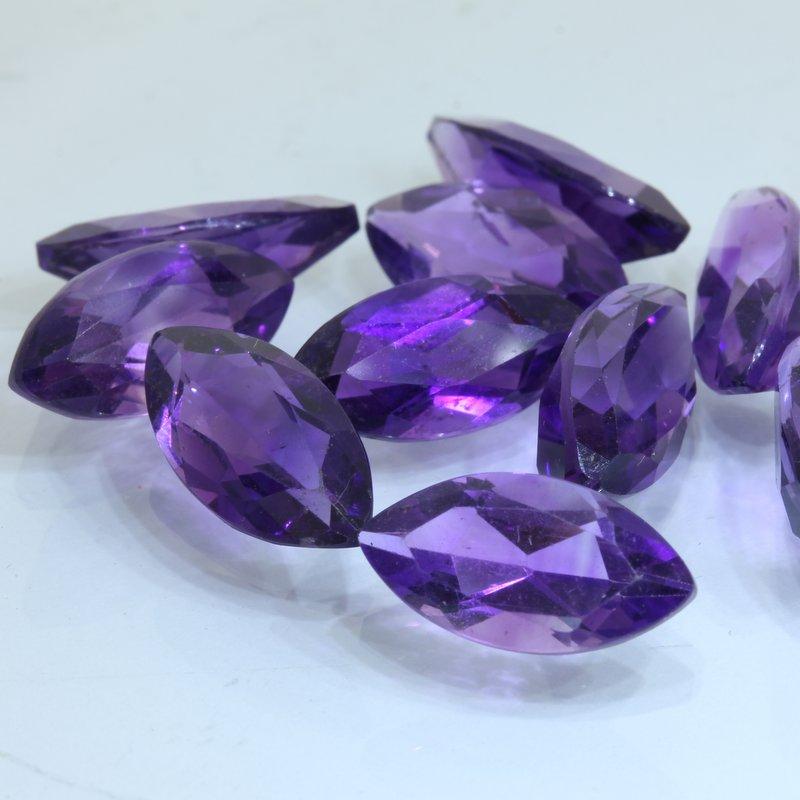 Shipping Fee For Sending Some Natural Amethyst Stones Custom Order