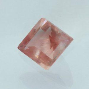 Sunstone Red Copper Shiller Precision Faceted Parallelogram 11x9mm 1.87 carat