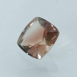 Sunstone Oregon Copper Shiller 9.2x9.1 mm Precision Faceted Fancy Cut 1.84 carat