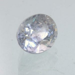 Blue Gray Sapphire Unheated 6x5 mm Oval VS Clarity Natural Madagascar 1.00 carat