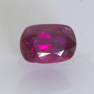 Pink Red Ruby Untreated Burma Gemstone 6.3 x 4.3 No Heat Oval Natural 0.76 carat