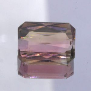 Tourmaline Pink Unheated Brazil Gem 11×8.5 Faceted Cushion VS Clarity 3.77 carat