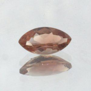 Oregon Sunstone Light Red Orange Marquise VS Clarity No Copper Shiller .76 carat
