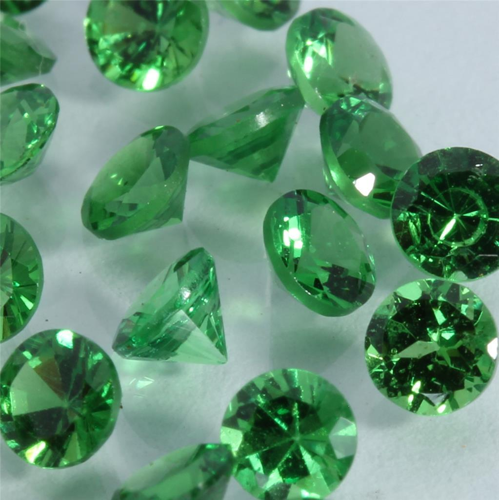 cabochon gemstone itm stone oval un rare mm unbelievable tsavorite x heated cut green garnet ct aaa translucent
